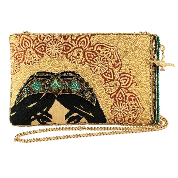Mary Frances Handbags - Mary Frances Disney Aladdin Jasmine Clutch bag